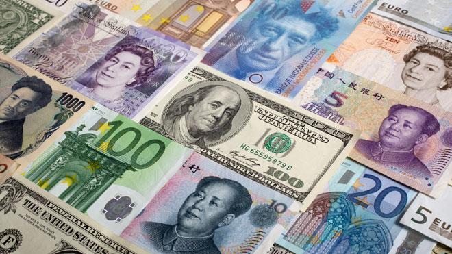 Cotizaciones de monedas