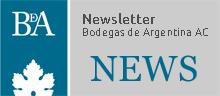 Newsletter Bodegas de Argentina